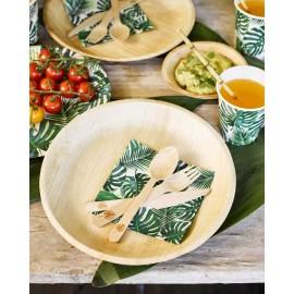 Vaisselle de Vaisselle et couvert Biodégradable jetable