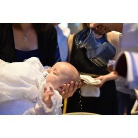 Officiant ou Célébrant pour Baptème