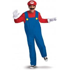 Location déguisement Mario Lyon - Costume Mario