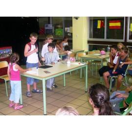 Cours de Magie pour enfants avec Rino Baldi à Courchevel