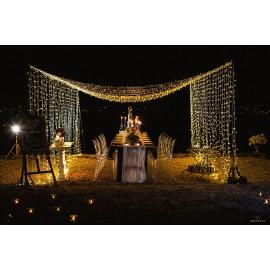 Décoration Led mariage