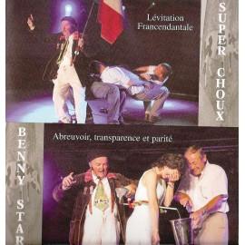 One Man Show à Lyon avec Bénichou