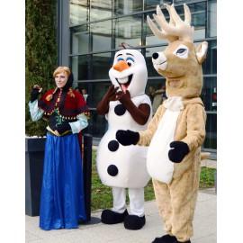 Déguisement Elsa Reine des Neiges