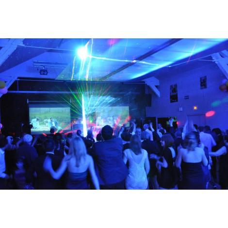 Mix Vidéo et DJ concept de soirée dansante unique à Lyon