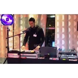 DJ pour soirée d'entreprise