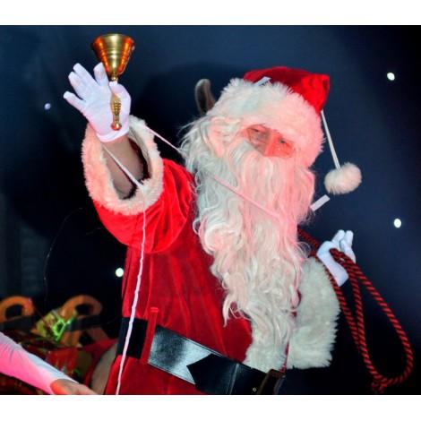 Spectacle avec le Père Noel