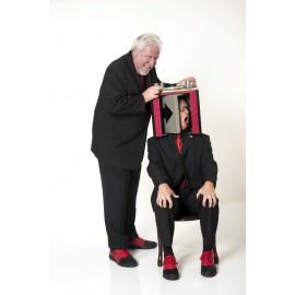 Tour de magie Head Twister ou la tête tournante avec Rino Baldi Lyon