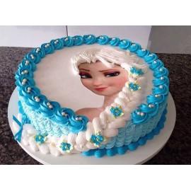 Gâteau d'anniversaire à thème pour enfant à Lyon