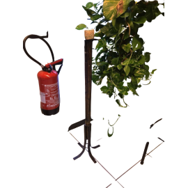 Torche Bambou avec bougie