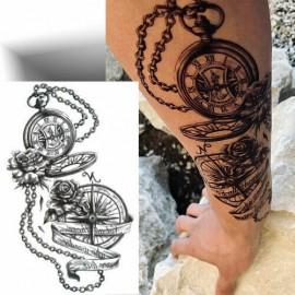 Animation tatoo, tatouage éphémère à Lyon