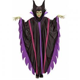location-costume-cape-noire-violet-de-sorciere-demoniaque-lyon