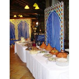 Portes Orientales - Panneaux décoration arabe