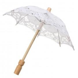 location-ombrelle-dentelles-blanches-mariage-lyon