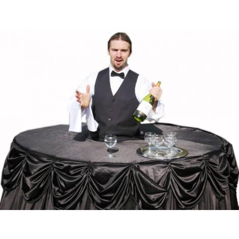 TABLE VIVANTE POUR DEGUSTATION