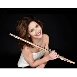 Musicien flutiste