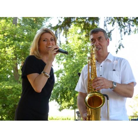 orchestre duo jazz lyon