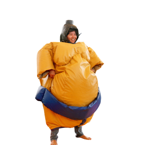 Location costume de jeu de sumos adultes Lyon