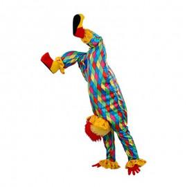 Location déguisement clown acrobate bouffon et arlequin Lyon