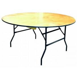 Location tables rectangulaires Lyon pliante valise