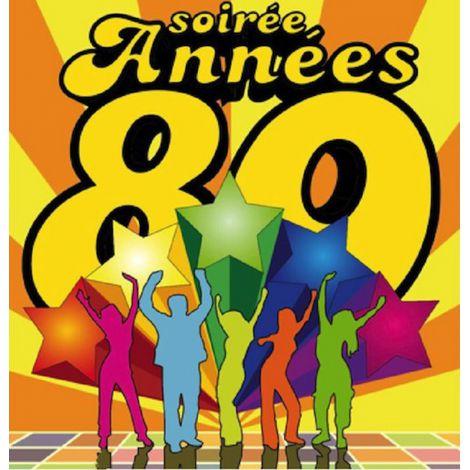 Organisation soirée année 80 Lyon et Rhône-Alpes 69