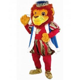 Mascotte costume Roi Lion