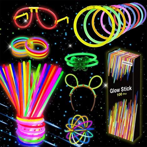 Accessoires fluo - Soirée à thème fluo