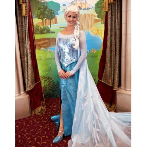 Anniversaire Reine des Neiges - Elsa Anna et Olaf - Animation Thème reine des neige Lyon