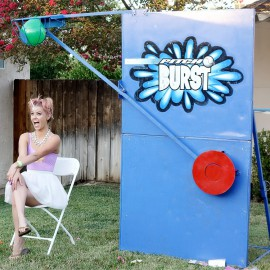 Big Splash machine - Panier de basket en eau