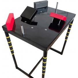 Location table de bras de fer - Animation bras de fer - Concours bras de fer - Jeu de force - Lutte du poignet-
