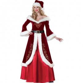 Hôtesse déguisé Thème Noël Lyon - Arbre de Noël pour CE Lyon