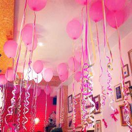 déco plafond de Ballons - Décoration - Réalisation