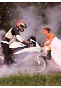 Location Moto et Voiture pour mariage